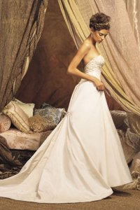 Fall 2004, Lazaro Bridal